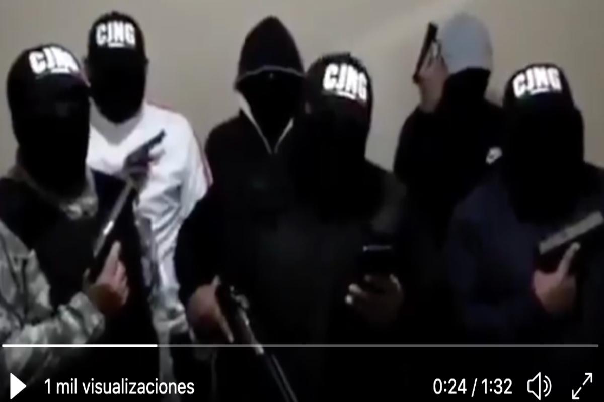 Célula del CJNG detrás del asesinato de exgobernador de Jalisco, ellos la conforman