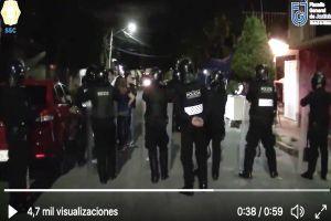 VIDEO: Así detuvieron a 17 narcos con más de 650 dosis de marihuana y cocaína