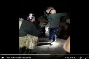 VIDEO: Así fue detenido el Marro, el líder criminal que amenazó a AMLO