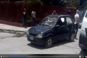 VIDEO: Matan con más de 50 balazos a comerciante en México