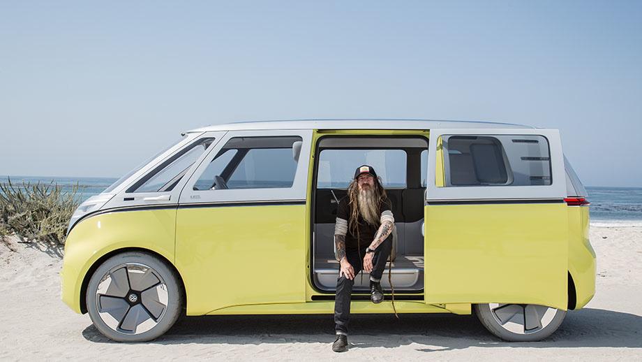 Volkswagen ya piensa en la producción de la nueva Combi eléctrica