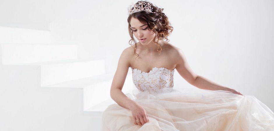 5 vestidos de tul para un look clásico y llamativo en tus quinceaños