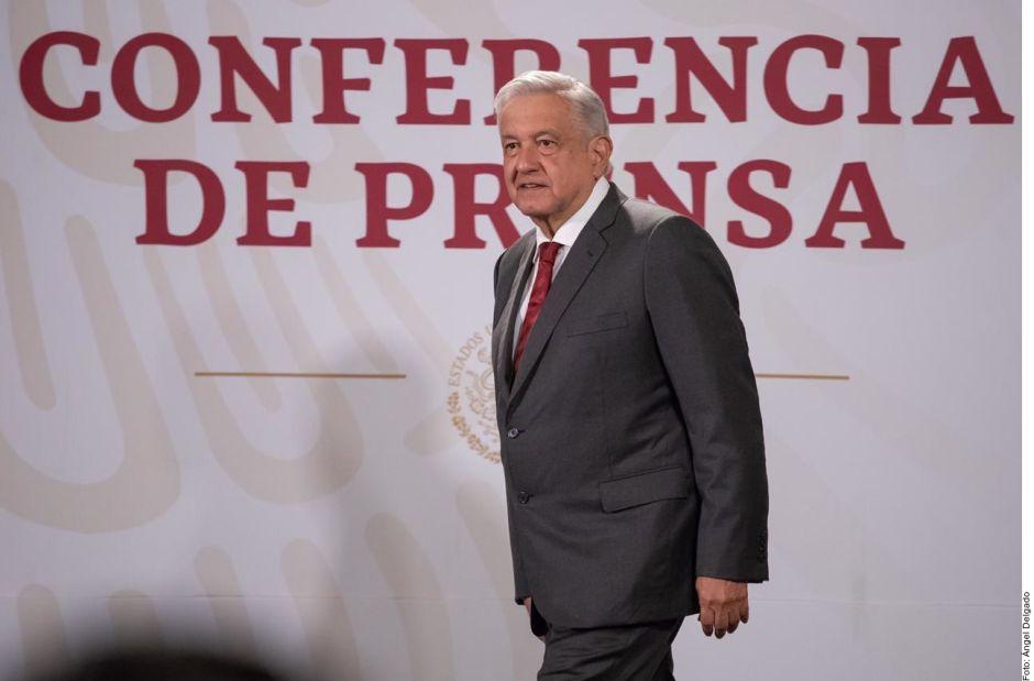 """AMLO afirma que México era """"narco-estado"""" en tiempos de Genaro García Luna"""