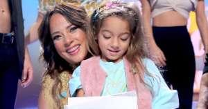 Este es el look más coqueto de Alaïa, la hija de Adamari López