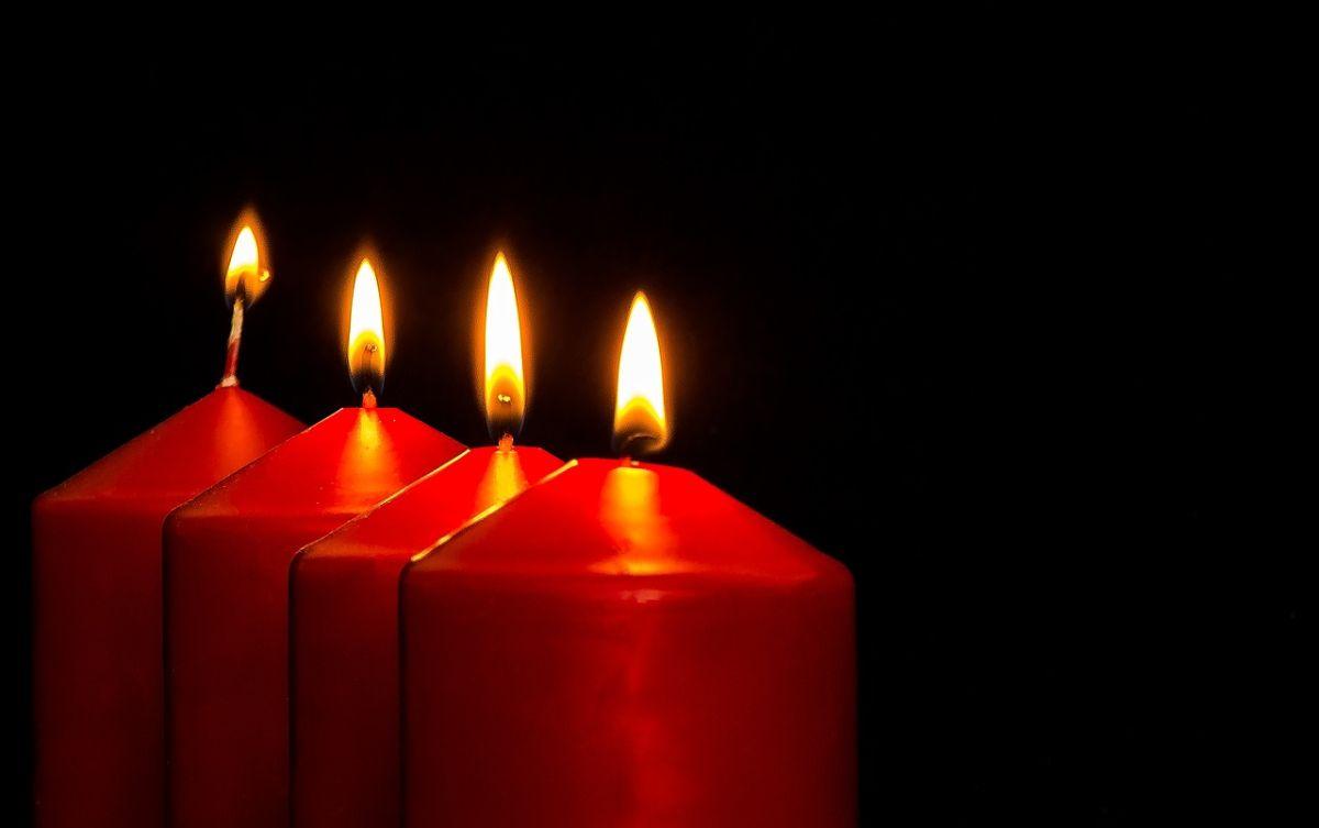 Cómo interpretar la flama de una vela y su significado