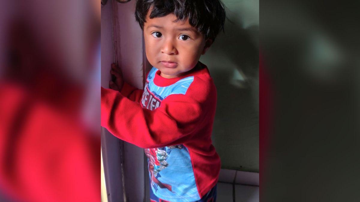 Anthony Rojo de León tenía 3 años y estaba en la tiendita de su familia al sur de Miami.