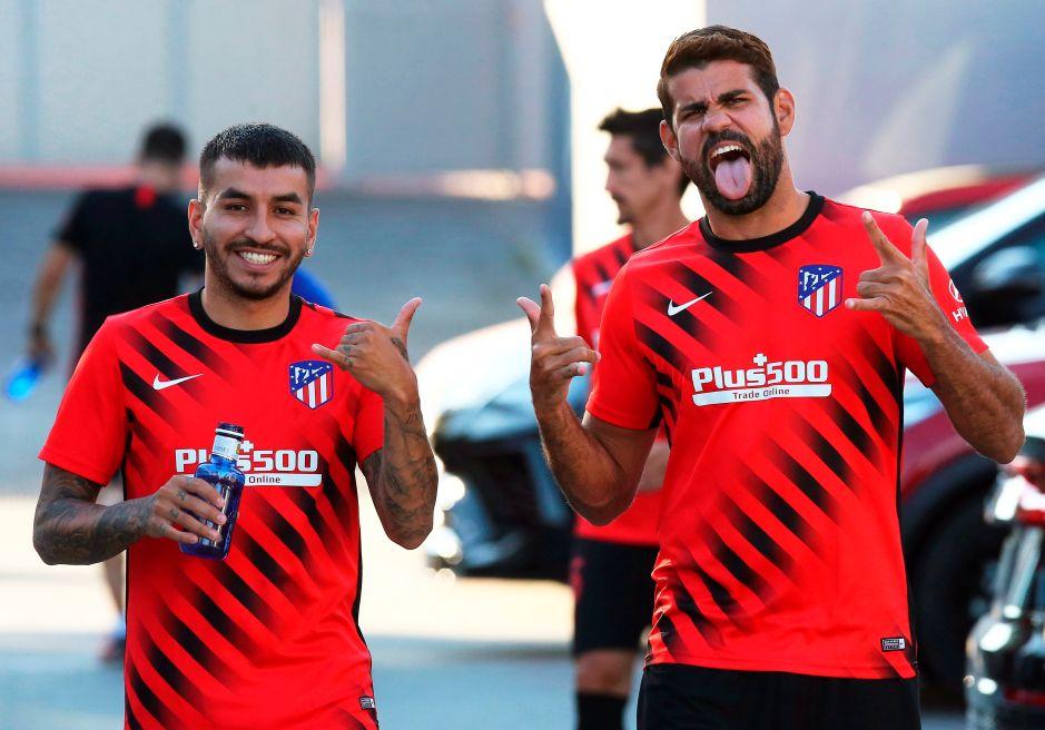 """El Atlético de Madrid en Modo Cholo Simeone: """"Vamos a dar la vida por conquistar la Champions"""""""