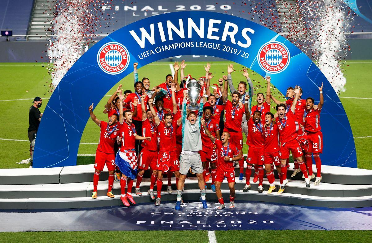 Bastó un cabezazo: al más puro estilo alemán, el Bayern venció al PSG y ganó su sexta Champions League