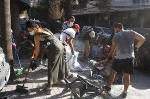 Líbano: Arresto domiciliario a responsables de almacenar el nitrato de amonio en Beirut