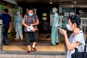 Un hombre contrae el coronavirus por segunda vez. Se había curado a finales de marzo