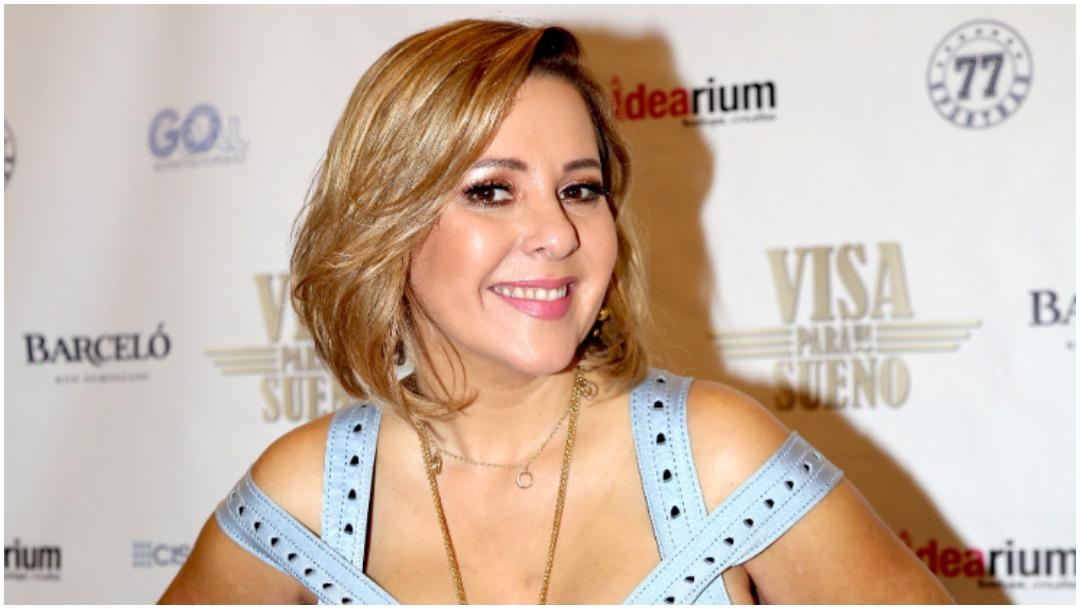 Ana María Canseco dice adiós a su casa de Miami
