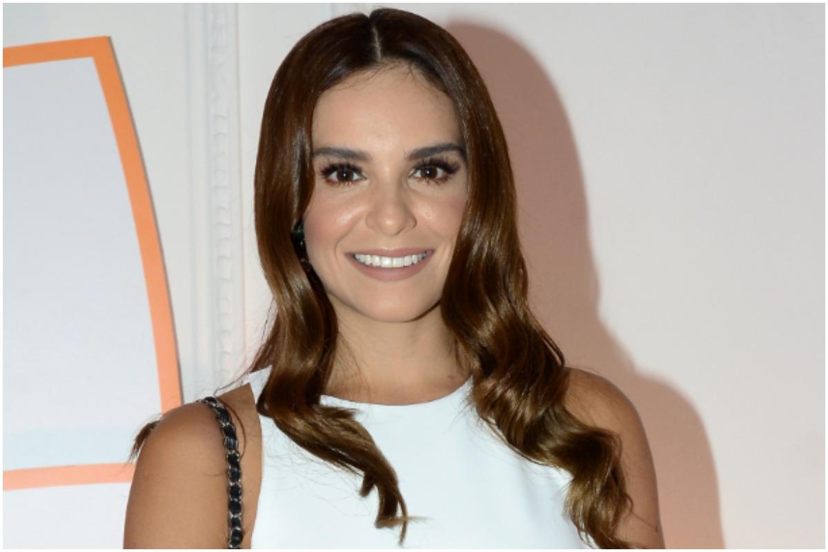 La bella presentadora Tania Rincón nos presume su casa y a su linda familia.