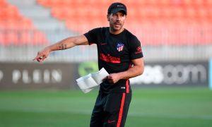 """El Cholo Simeone en estado puro: """"No es importante ganar, es lo único que hay"""""""
