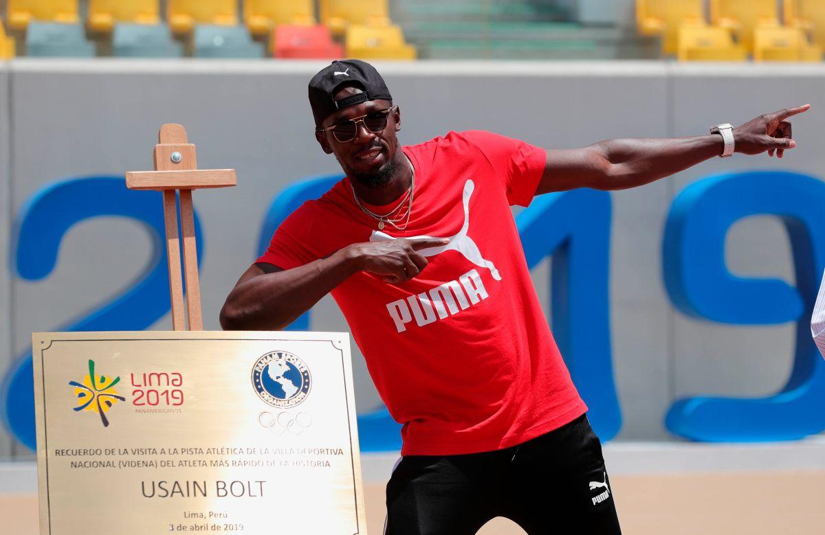 Usain Bolt se contagió tras celebrar su cumpleaños en una gran fiesta.