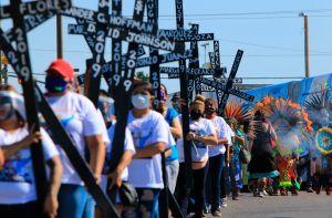 """Un año de la masacre en El Paso dirigida a latinos. México la recuerda como un acto de """"terrorismo"""""""