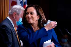 Hollywood celebra la elección de Kamala Harris como posible vicepresidenta de Joe Biden