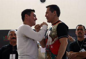 """Confirman tercera pelea entre JC Chávez y """"Travieso""""; los hijos de """"La Leyenda"""", Omar y el Junior completan cartelera"""