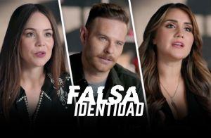 La justicia mueve la segunda temporada de 'Falsa Identidad' en Telemundo