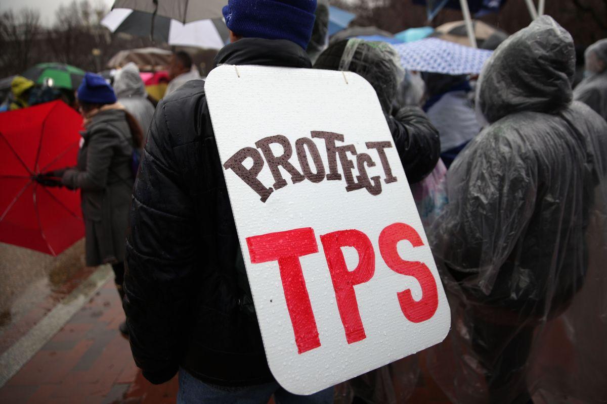 El TPS se extendió para un grupo de países.