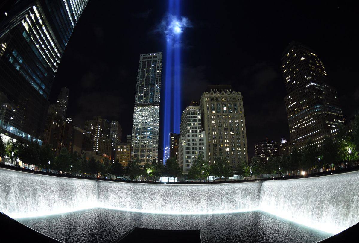 Luces de 9/11 no brillarán en el cielo de Nueva York por primera vez en 18 años, debido a la pandemia