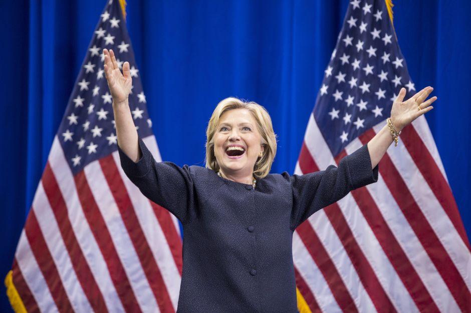 """""""Trump no se irá en silencio"""": Hillary Clinton no descarta ser parte del eventual gobierno de Joe Biden"""