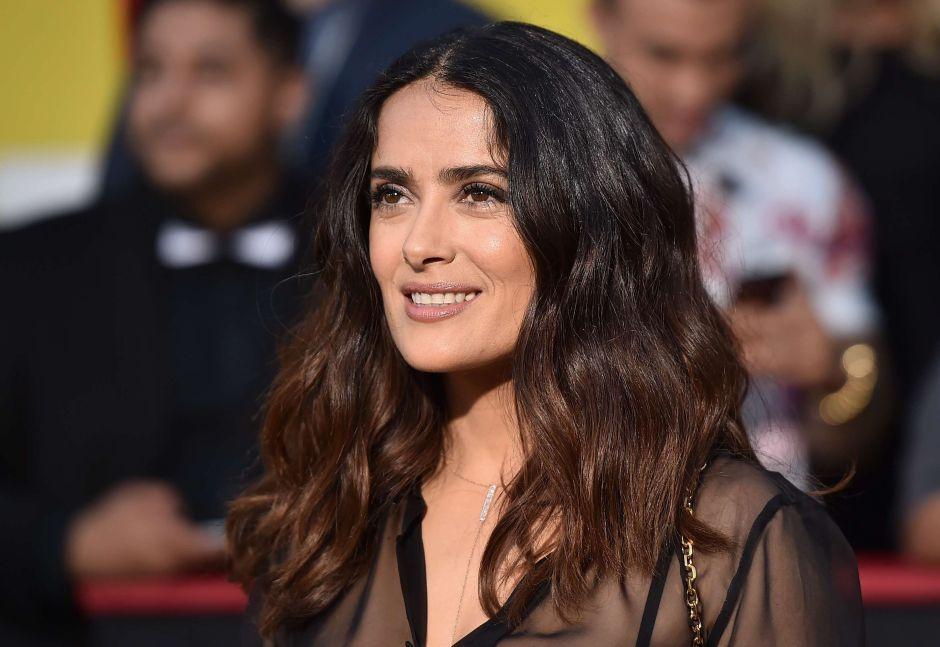 Salma Hayek recordó que no cambió su nombre hispano para triunfar en Hollywood, como pasaba antes