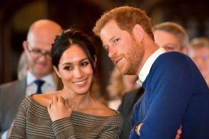 Harry y Meghan confirman que sí le consultaron a la reina Isabel II nombrar a su hija Lilibet