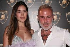 Así inició la historia de amor entre Gianluca Vacchi y Sharon Fonseca