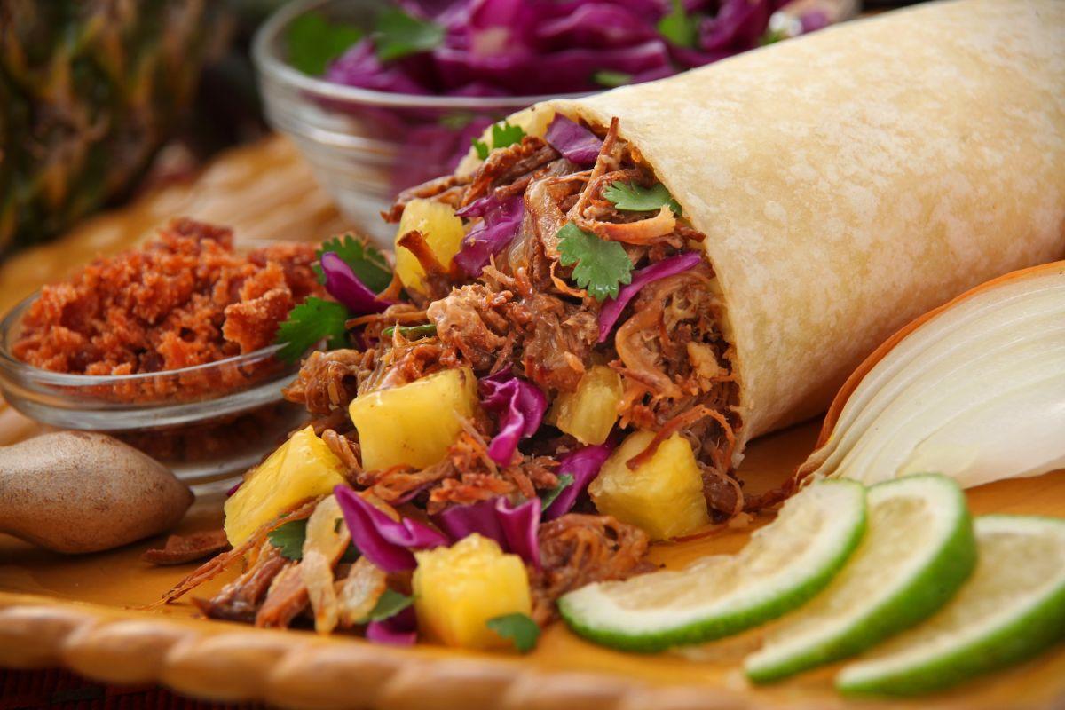 Deliciosas y creativas ideas para disfrutar de un burrito muy mexicano.