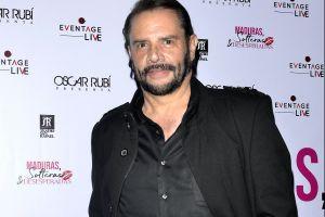 Detienen al actor Héctor Parra por el presunto abuso sexual a su propia hija