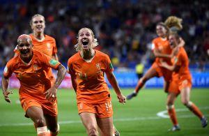En Holanda ya viven en el futuro: Ellen Fokkema, la primera jugadora de fútbol que integrará un equipo masculino