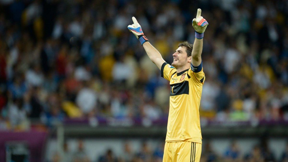 Casillas presentará su candidatura a presidir la Federación Española de Fútbol.