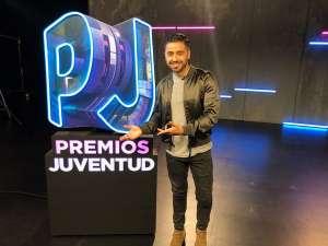 Borja Voces: 'Premios Juventud 2020' será su ventana para intentar cambiar un poco el mundo