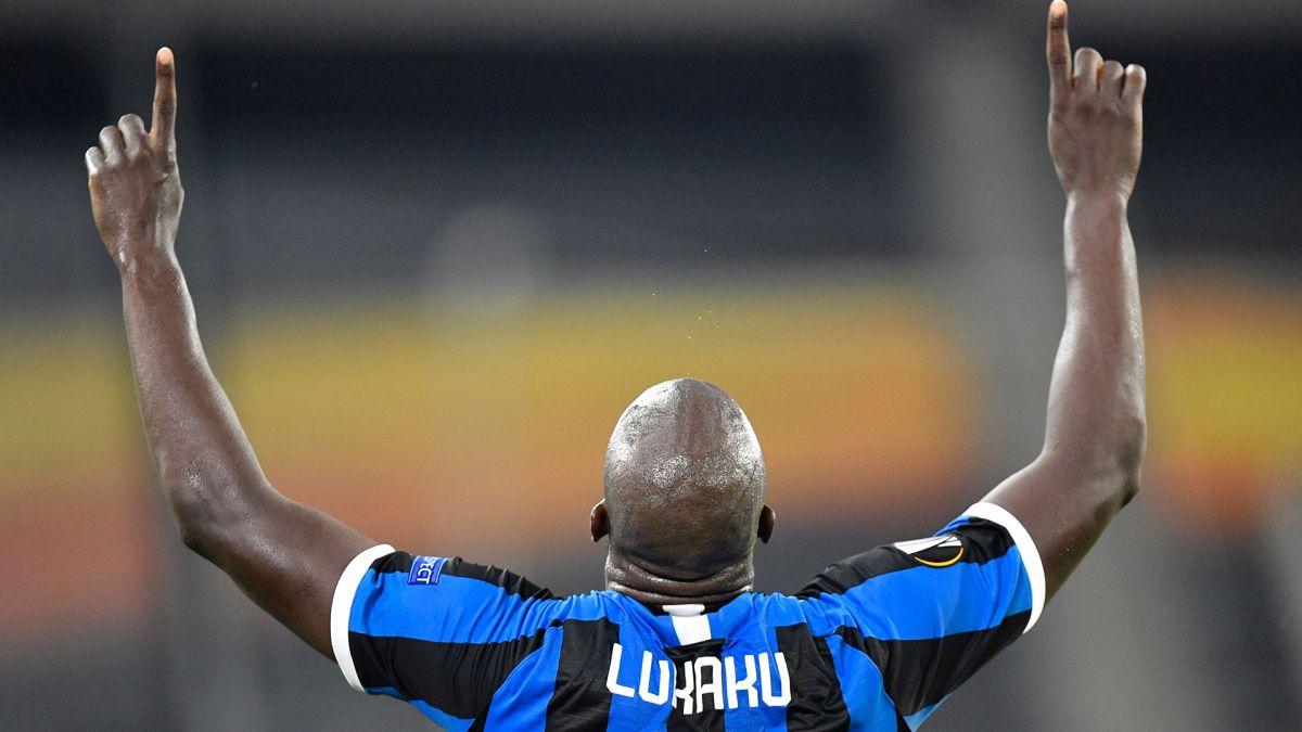 Lukaku jugó con el Chelsea en las campañas correspondientes entre 2011 y 2014.