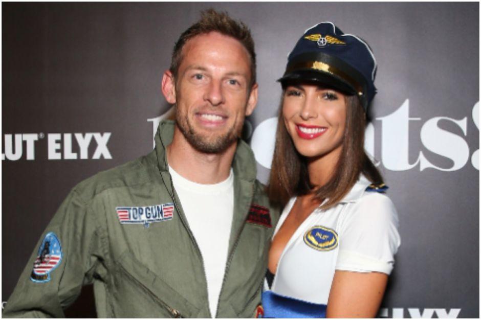 Jenson Button, leyenda de la Fórmula Uno, vende mansión que comparte con conejita Playboy