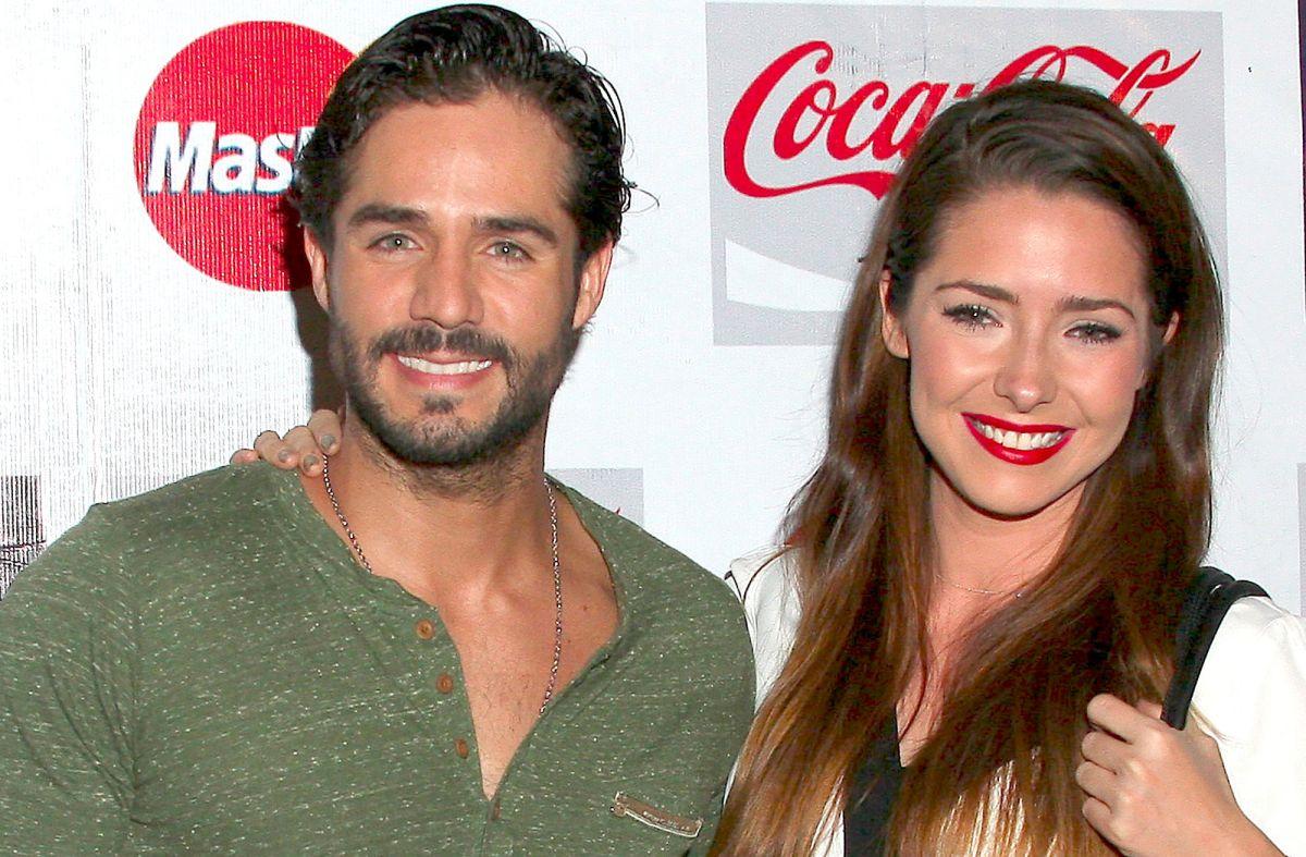 Ex novio de Ariadne Díaz, José Ron, podría ser su galán en telenovela de Televisa y Univision