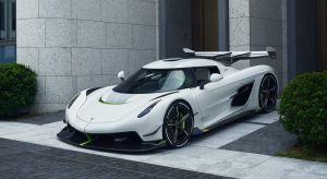 Sabías que, la pintura de un auto de Koenigsegg puede llegar a costar lo mismo que un Lamborghini