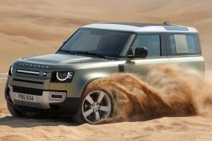 Land Rover retrasa la llegada del Defender 90 en México a causa del coronavirus