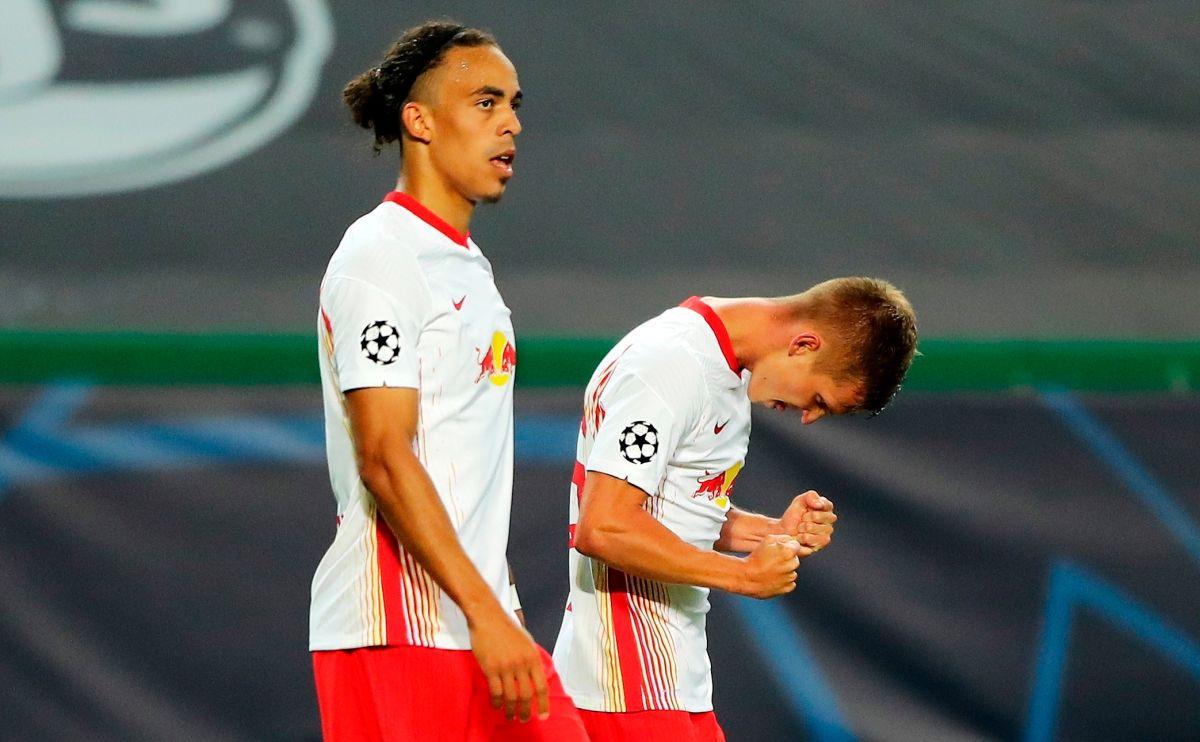 El RB Leipzig es la sorpresa del torneo.