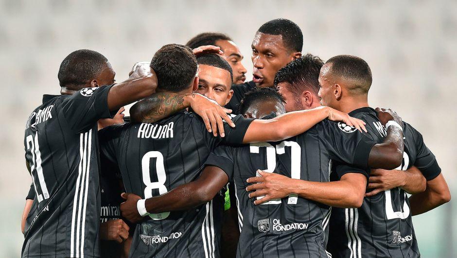 Sorpresa al estilo Champions League: el Lyon eliminó a la Juventus, con todo y doblete de Cristiano Ronaldo
