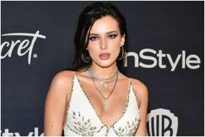 Bella Thorne sube la temperatura al modelar sus más atrevidos bikinis en Miami