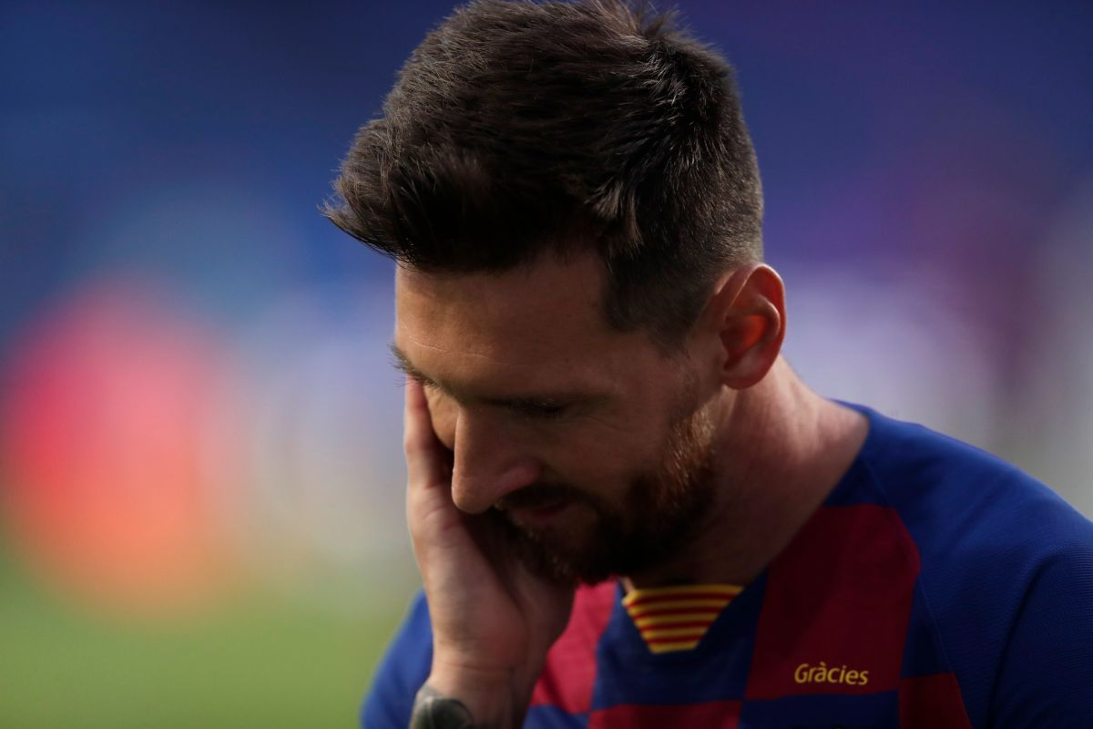 Se acabó el amor entre el Barcelona y Leo Messi.