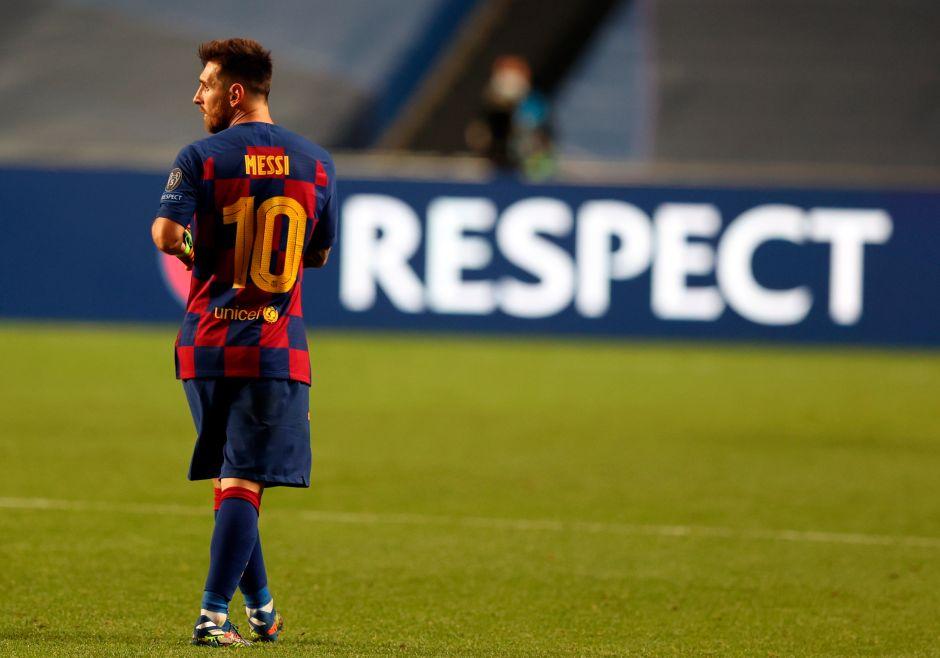 Y claro, ahora más que nunca, el Inter de Milan insiste en fichar a Leo Messi