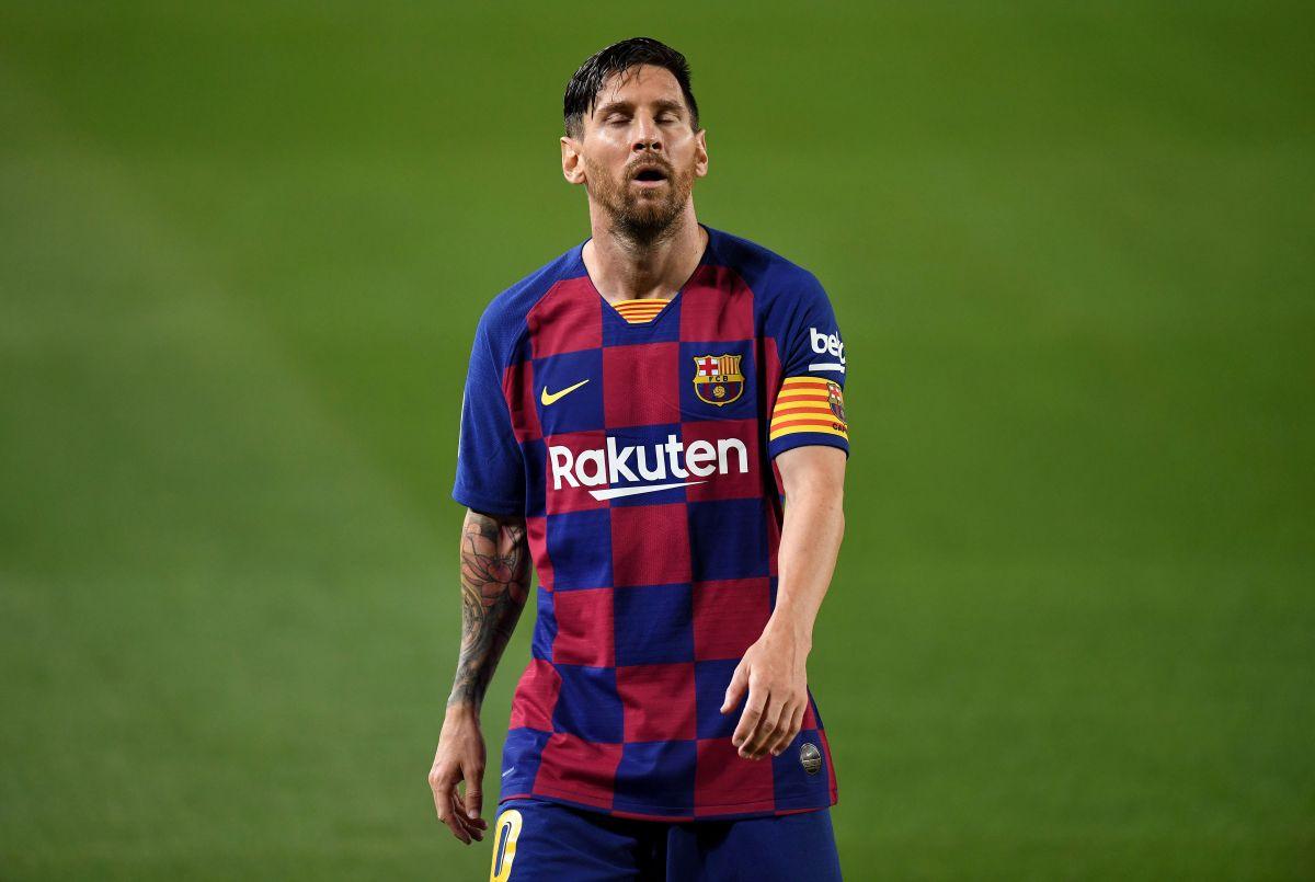 Leo Messi lleva varios años de decepciones.