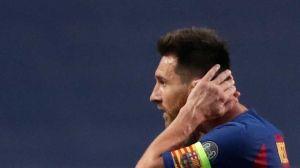 VIDEO: La despedida perfecta para Messi con la que un aficionado del Barcelona le dijo adiós a su ídolo