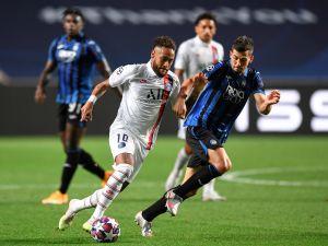 Partidazo de Neymar: El Paris Saint-Germain derrotó dramáticamente al Atalanta y avanzó en la Champions League