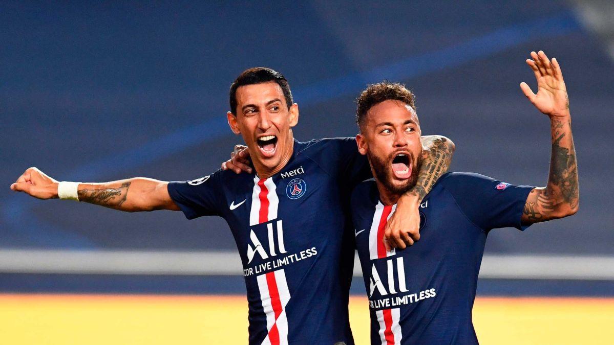 De la mano de Di María y por primera vez, Paris Saint-Germain es finalista de la Champions League