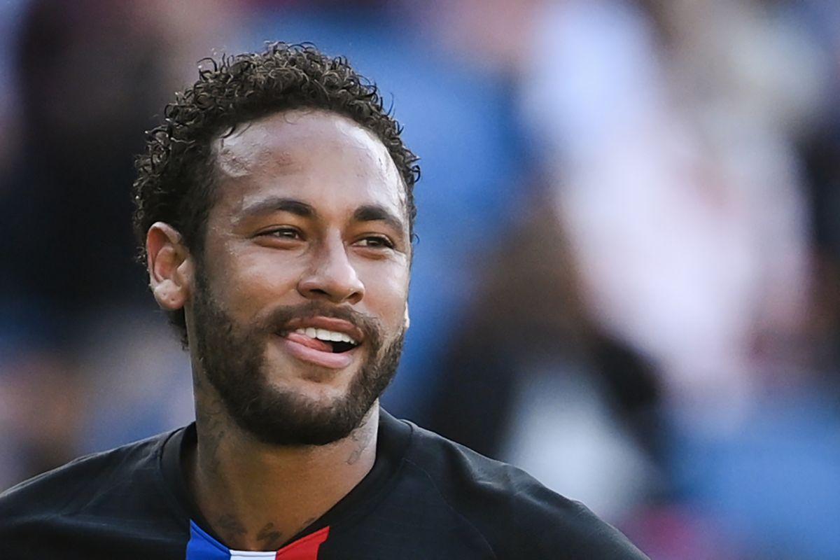 El carisma de Neymar Jr.