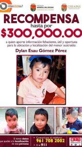 """Margarita """"N"""" habría secuestrado al pequeño Dylan en México porque quería que la llamaran """"mamá"""""""