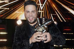 """Sammy Colón, del Team Vives, es el ganador de """"La Voz"""""""
